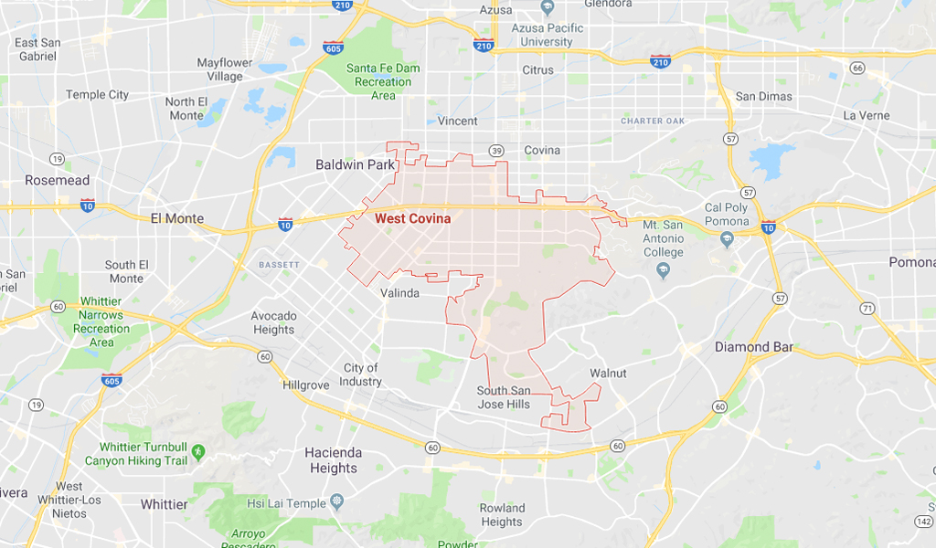 west covina real estate