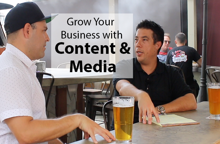 How to Grow Your Business with Content and Media ft. Steven Amaya